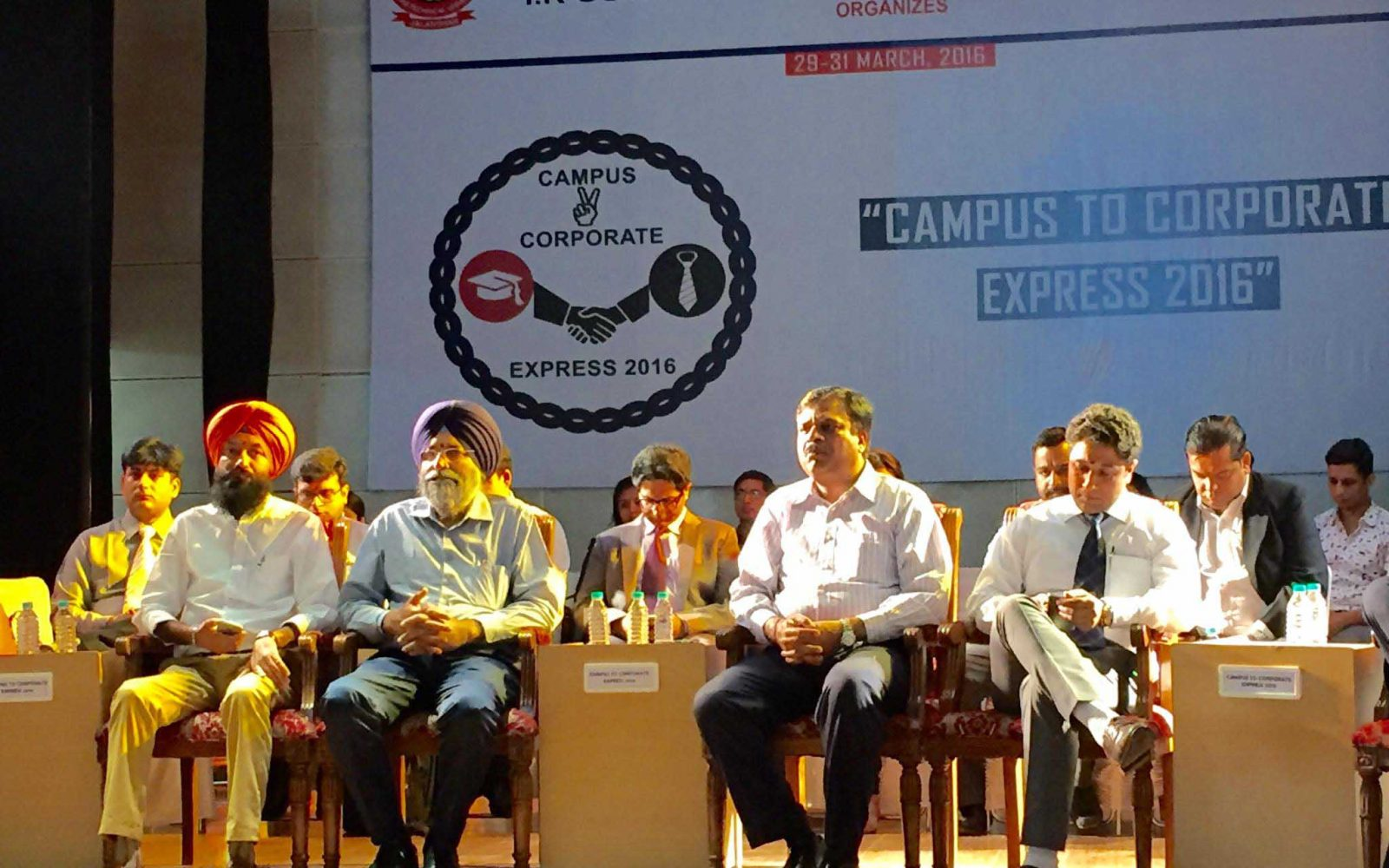 Campus to Corporate 2016
