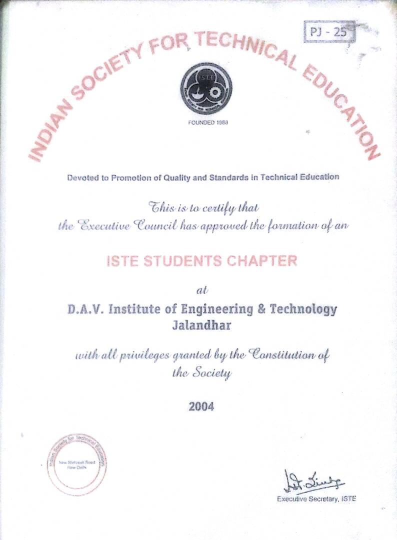 indian-society-for-technical-education